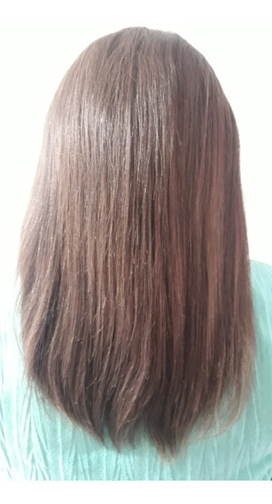 Peluca Oncologica Bijoux Lacefront Cabello 100% Natural