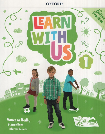 Learn With Us 1 - Activity Book Pack