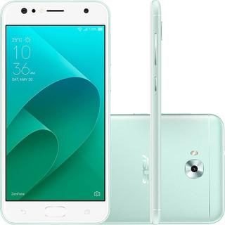 Asus Zenfone 4 Selfie Zd553k 64/4gb 16mp Verde Vitrine 2