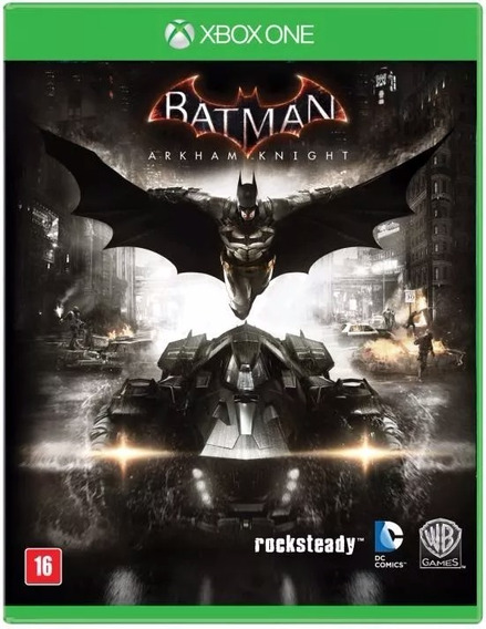 Batman: Arkham Knight Xbox One Codigo 25 Digitos Original