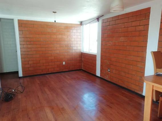 Departamento En Renta 331, Nueva Atzacoalco