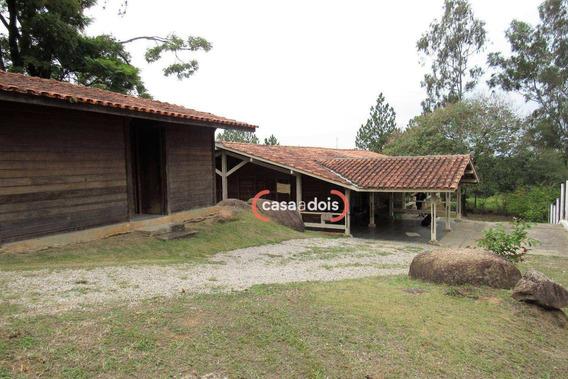 Chácara Residencial À Venda, Parque Santa Márcia, Votorantim. - Ch0003