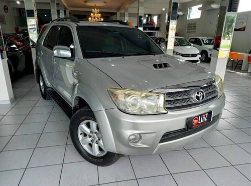 Imagem 1 de 6 de Toyota Hilux Sw4 3.0 Srv 4x4 7 Lugares 16v Turbo