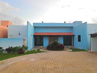 Casa En Renta De Una Planta En Residencial Baspul Cr-6098