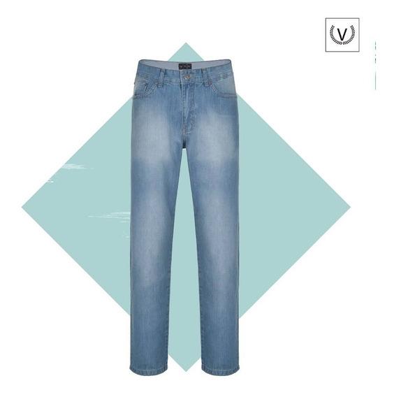 Calça Jeans Lycra Masculina Skinny Plus