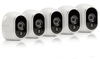Arlo By Netgear Security System - 6 Cámaras Hd Sin Cables