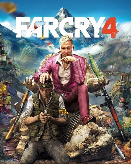 Far Cry 4 Uplay Pc Cd Key Sem Juros