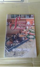Livro Sucessos Da Cozinha Saudável Eliza Biazzi
