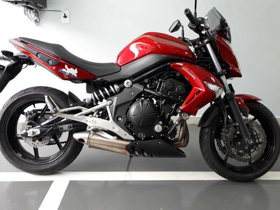 Kawasaki Er6 N 2012 - Baixo Km - Muito Nova - Gustavo