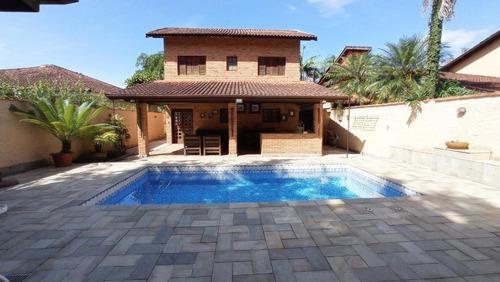 Casa Com 3 Dormitórios À Venda, 250 M² Por R$ 2.500.000,00 - Riviera De São Lourenço - Bertioga/sp - Ca3391