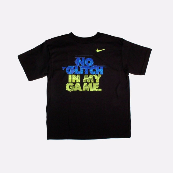 Nike No Glitch Playera Infantil Talla 7