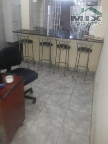 Casa Sobrado Em Parque Fongaro  -  São Paulo - 2923