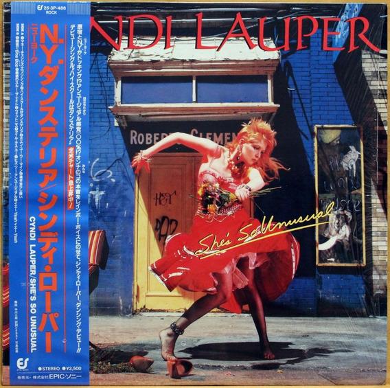 Lp Cyndi Lauper - She