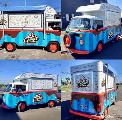 Vw Kombi Food Truck 1995