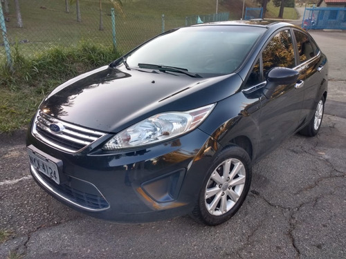 Fiesta Sedan Se 1.6 2011 Completo Couro