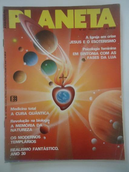Planeta #221 Jesus E O Esoterismo - Cura Quântica