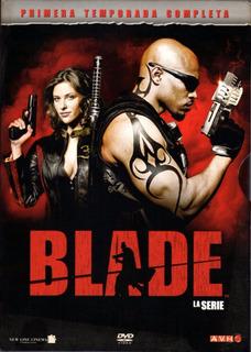 Blade La Serie Temp 1 Completa ( Marvel ) 4 Dvds Originales