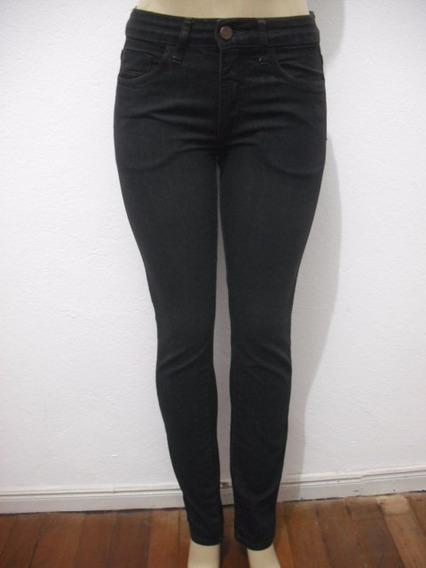Calça Jeans Preta Tam 38 Triton Usado Bom Estado