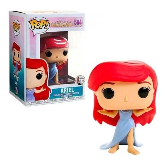 Funko Pop Disney #563 Ariel with Bag The Little Mermaid 30 Years