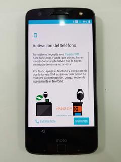 Moto Z Droid Force Con Bocina Moto Mod Necesita Bateria
