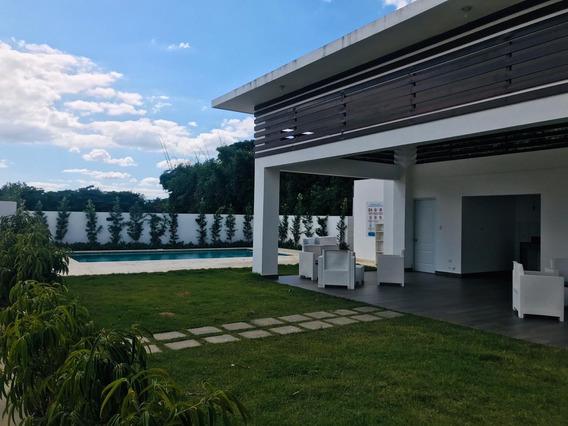 Apartamento Con Piscina En Renta En El Dorado, Car.don Pedro