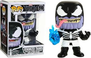 Funko Pop! Venomized Thanos #510 Jugueteria El Pehuen