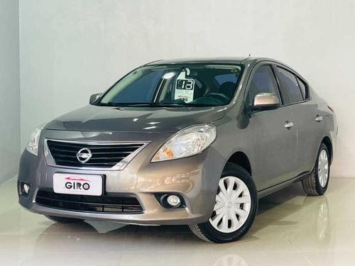 Nissan Versa Sv 1.6 Flex 2013