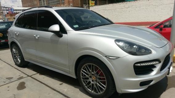 Porsche Cayenne Gts 2014 Muy Buen Estado