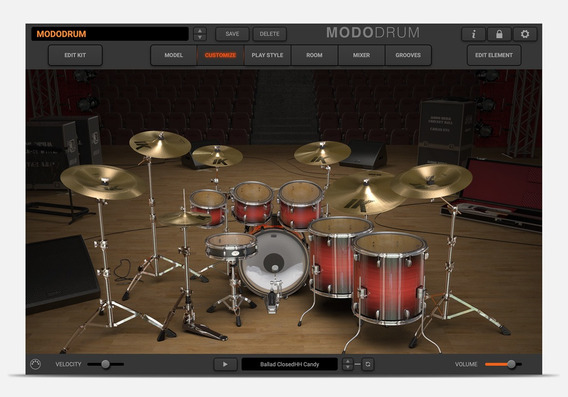 Ik Multimedia Modo Drum V1.1.0 Mac Vst