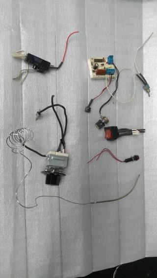 Peças Eletricas Compacta Print Termostato,timer,etc