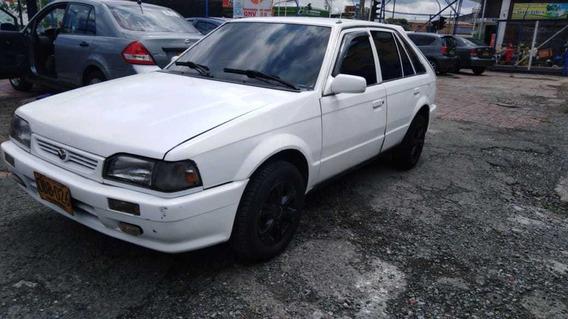 Mazda 323 Hb Modelo 1992