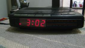 Rádio Relógio Cce Dle 600
