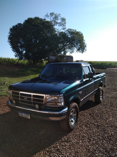 Ford F1000 Hsd Xlt Completa
