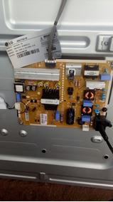 Placa Fonte Tv Lg Mod 49lf5410 Usada Semi Nova Com Garantia