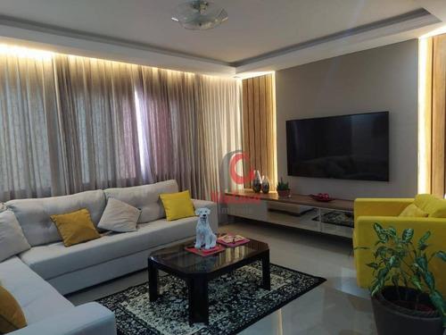 Apartamento À Venda, 115 M² Por R$ 450.000,00 - Jardim Mariléa - Rio Das Ostras/rj - Ap1556
