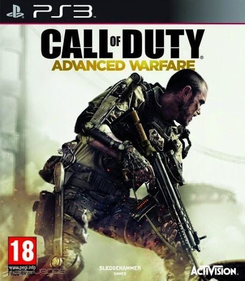 Call Of Duty Advanced Warfare Ps3 Psn Mídia Digital Envio Imediato