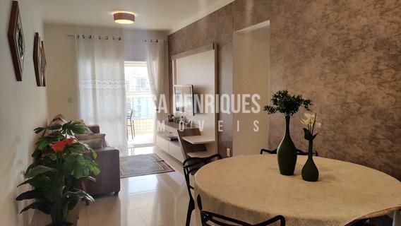 Apartamento Mobiliado E Planejado 2 Dormitórios - V936