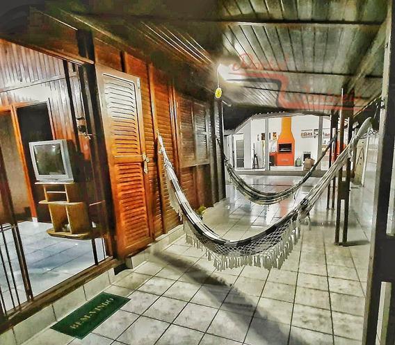 Casa À Venda No Bairro Massaguaçu Em Caraguatatuba/sp - 2292