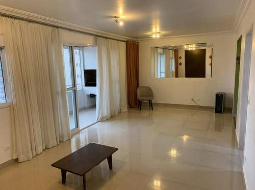Imagem 1 de 27 de Apartamento 3 Dormitórios À Venda Com Suíte, 114 M² - Jardim Zaira - Centro Guarulhos/sp - Ap0179