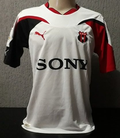 Camisa Do Time Liga Deportiva Alajuelense