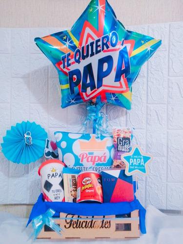 Arreglos Regalos Dia Del Padre Box Feliz Dia Papá