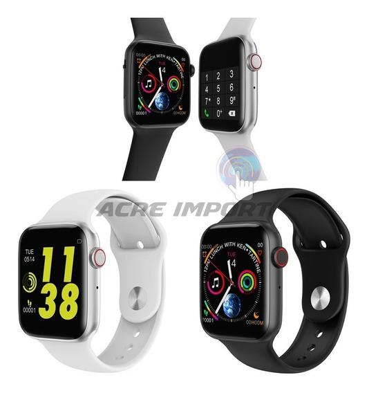 O Verdadeiro Smartwatch Iwo8 Lite Versão Não Troca Pulseira