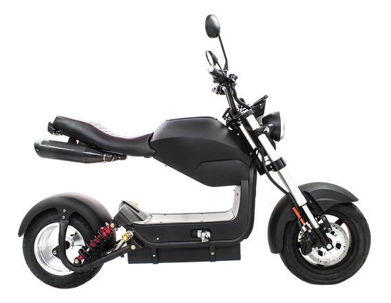 Motocicleta Eléctrica - Modelo Fuego