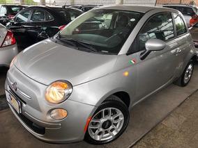 Fiat 500 2012 1.4 Cult Flex 3p 49000km
