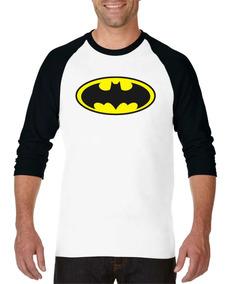 Playera Batman Dc Justice League Ranglan Dark Night
