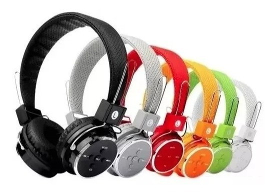 Kit Com 02 Fones Inova Bluetooth Headphone Wireless St5