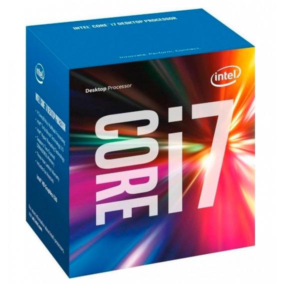 Processador Intel Core I7 7700, Cache 8mb, 3.6ghz, Lga 1151