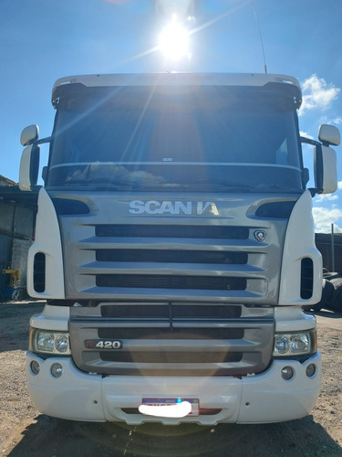 Imagem 1 de 11 de Scania G420