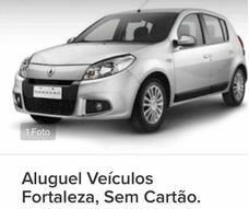 Aluguel Veículos Em Fortaleza Sem Cartão!