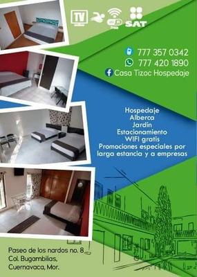 Si Visitas Cuernavaca / Jiutepec Por Placer O Trabajo